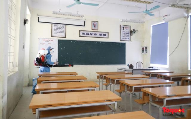 Hà Nội: Đảm bảo an toàn trong kỳ thi THPT quốc gia - Ảnh 3.