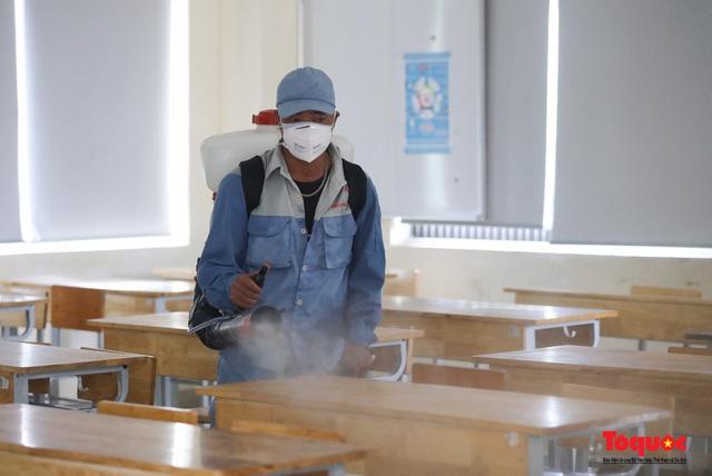 Hà Nội: Đảm bảo an toàn trong kỳ thi THPT quốc gia - Ảnh 6.