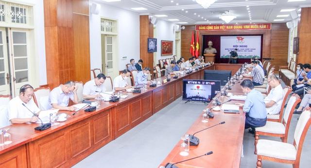 Ủy ban Olympic Việt Nam tích cực chuẩn bị cho Đại hội đại biểu khóa VI - Ảnh 1.