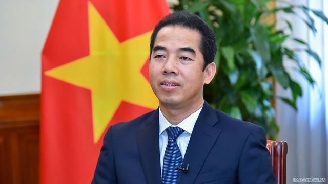 Ông Tô Anh Dũng là Chủ nhiệm Ủy ban Công tác về các tổ chức phi chính phủ nước ngoài - Ảnh 1.