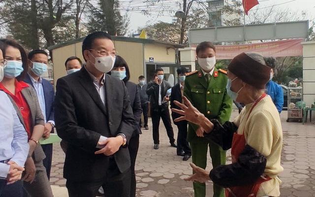 Chủ tịch UBND thành phố Hà Nội Chu Ngọc Anh: Phòng, chống Covid-19, quyết liệt ngay từ đầu để giữ vững thành quả - Ảnh 1.