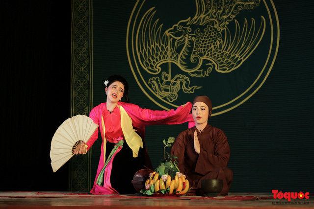 Chương trình nghệ thuật đặc biệt không khán giả được livestream giữa mùa dịch tại 5 điểm cầu Hà Nội - Ảnh 8.