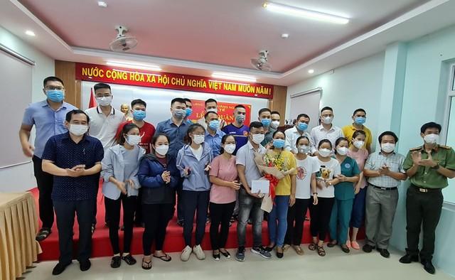 Đoàn bác sỹ, điều dưỡng Quảng Ngãi vào Bình Dương hỗ trợ chống dịch; Quảng Bình phát hiện ca dương tính SARS-CoV-2 là người trở về từ Bình Dương - Ảnh 1.