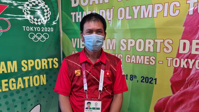 Trưởng đoàn Thể thao Việt Nam: Hy vọng sau 1-2 chu kỳ Olympic nữa, Việt Nam sẽ tham dự Olympic với tư thế sẵn sàng tranh chấp huy chương - Ảnh 1.