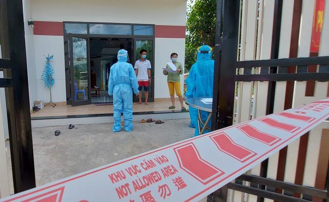 Đà Nẵng bắt đầu thí điểm cách ly F1 tại nhà ở 2 quận huyện - Ảnh 1.