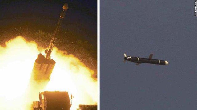 Chuyên gia cảnh báo lo ngại về vụ thử nghiệm thành công tên lửa hành trình tầm xa của Triều Tiên  - Ảnh 1.
