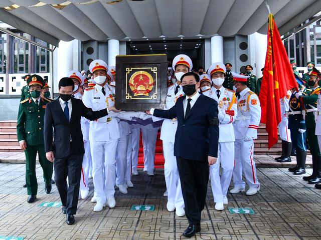 Tổ chức trọng thể Lễ tang Đại tướng Phùng Quang Thanh - Ảnh 7.