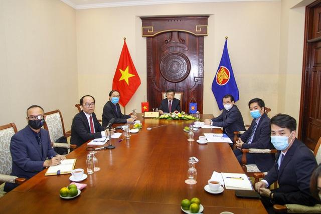 Ngành Du lịch ASEAN sẽ được định hướng tốt, phục hồi mạnh mẽ và tự cường  - Ảnh 2.