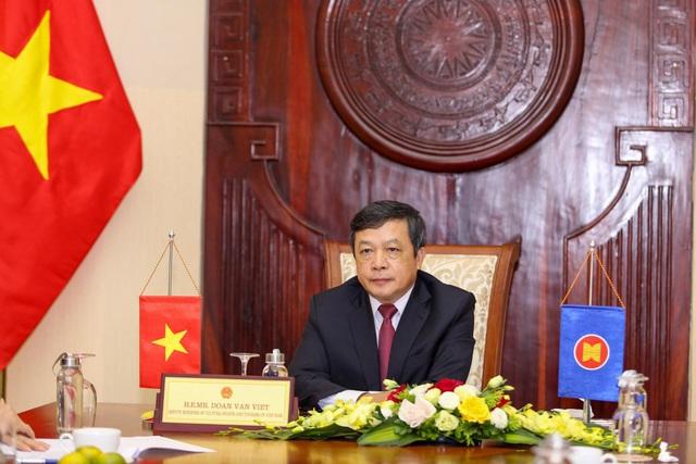Ngành Du lịch ASEAN sẽ được định hướng tốt, phục hồi mạnh mẽ và tự cường  - Ảnh 1.
