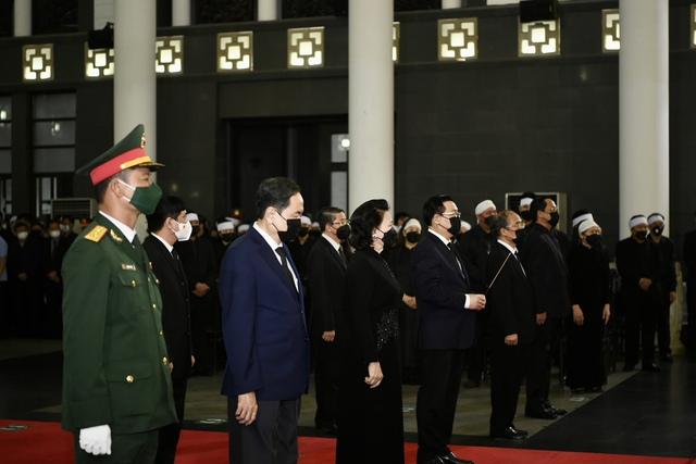 Tổ chức trọng thể Lễ tang Đại tướng Phùng Quang Thanh - Ảnh 2.