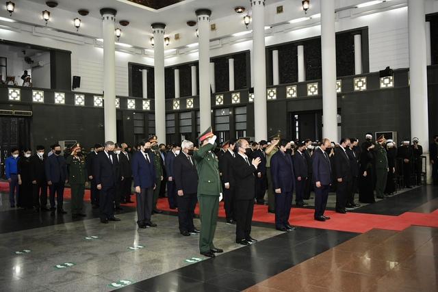 Tổ chức trọng thể Lễ tang Đại tướng Phùng Quang Thanh - Ảnh 1.