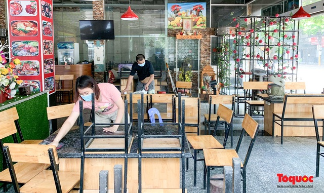 Từ 12h ngày 16/9: Hà Nội cho phép dịch vụ ăn uống ở địa bàn chưa có F0 cộng đồng được bán mang về - Ảnh 1.