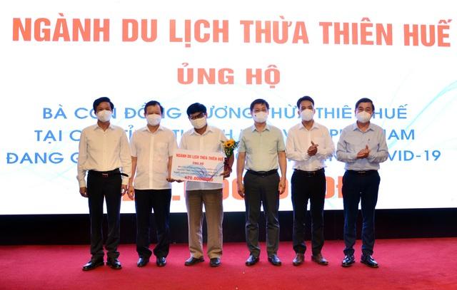 Ngành du lịch Thừa Thiên Huế phát động ủng hộ người dân khó khăn do dịch bệnh COVID-19 - Ảnh 1.