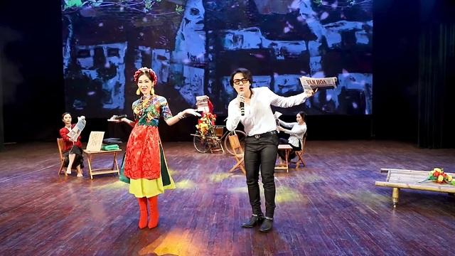 """Đặc sắc chương trình nghệ thuật online """"Cháy lên"""" số thứ 5 với sự tham dự của Hồ Hoài Anh và Lưu Hương Giang  - Ảnh 4."""