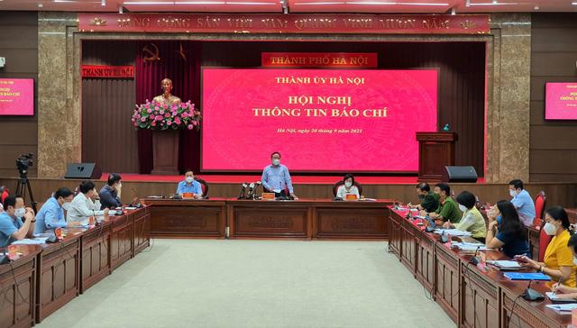 Hà Nội bỏ giấy đi đường từ ngày 21/9 - Ảnh 1.