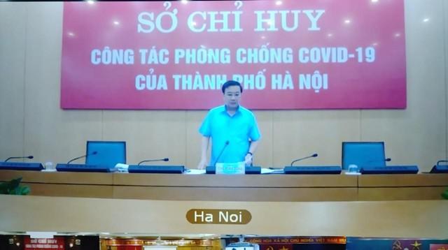 Chủ tịch UBND TP Hà Nội sẽ ban hành chỉ thị mới về công tác phòng chống dịch áp dụng từ sáng 21/9 - Ảnh 1.