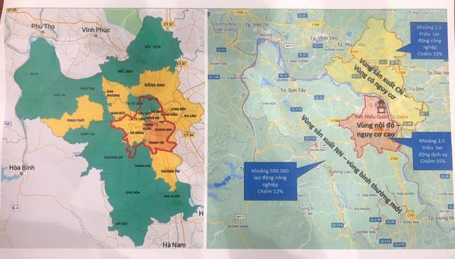 Công an Hà Nội quy định 6 nhóm đối tượng được cấp giấy đi đường - Ảnh 1.