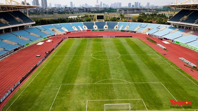 Mọi công tác chuẩn bị cho trận đấu giữa tuyển Việt Nam - tuyển Australia đã được hoàn tất - Ảnh 1.