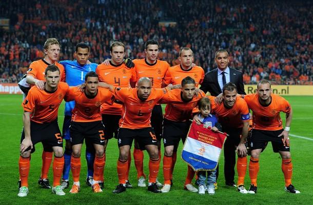 Kết quả hình ảnh cho bóng đá nước Hà Lan