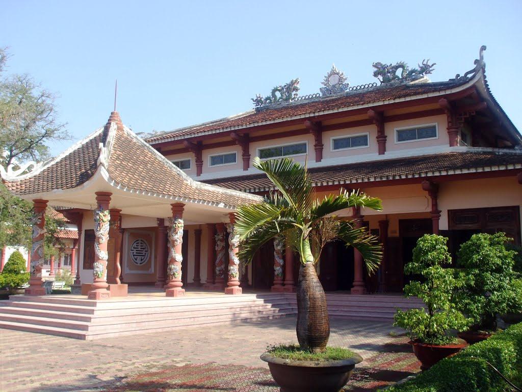 BÌNH ĐỊNH - Khu đền thờ Tây Sơn Tam kiệt