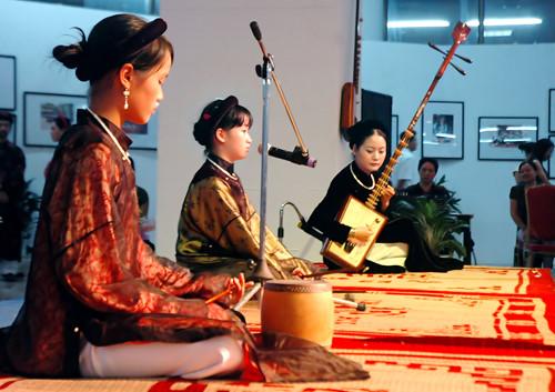 ca trù là di sản văn hóa gì của Việt Nam