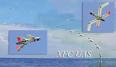 XFC có thể giúp triển khai các chiến dịch do thám cho hải quân
