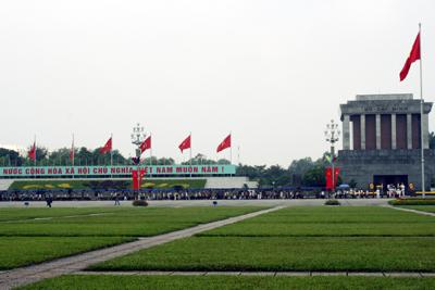 Nhiều khu dân cư cũng phải chuyển khỏi Khu Trung tâm Chính trị Ba Đình - Hà Nội