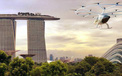 Singapore sẵn sàng thử nghiệm taxi bay năm 2019