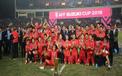 AFF Suzuki Cup 2018: Thủ tướng Nguyễn Xuân Phúc cùng tuyển Việt Nam hát Như có Bác Hồ trong ngày vui đại thắng