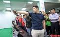 Siêu xạ thủ Jin Jong Oh giao lưu cùng các VĐV bắn súng Việt Nam