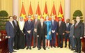 Tổng Bí thư, Chủ tịch nước: Nhà nước Việt Nam luôn tạo điều kiện thuận lợi để các Đại sứ hoàn thành tốt nhiệm vụ