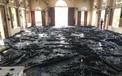 Video, ảnh: Hiện trường vụ cháy nhà thờ Công giáo thiệt hại hàng tỷ đồng