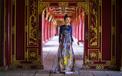 Không gian Áo dài và Tơ lụa sẵn sàng khai hội Festival nghề truyền thống Huế