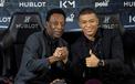 Vừa ngồi cùng Mbappe, Vua bóng đá Pele bất ngờ phải nhập viện gấp vì lý do này?