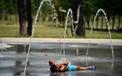 """Kinh hoàng tại châu Âu: Nắng nóng lập kỉ lục """"khủng khiếp"""""""