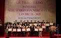 Toàn cảnh Lễ trao tặng danh hiệu NSND, NSƯT lần thứ IX-2019