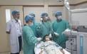 Lấy thành công dị vật phế quản cho bệnh nhi người Lào