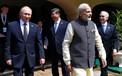 Ván bài cân não của Nga giữa Trung Quốc và Ấn Độ