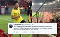 """""""Tan chảy"""" với loạt tweet đòi công đạo của Bộ trưởng 9x Malaysia gửi tới CĐV nhà"""