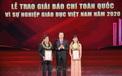 """Phát động Giải báo chí toàn quốc """"Vì sự nghiệp Giáo dục Việt Nam"""" năm 2021"""