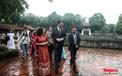 Đại sứ Mỹ thăm trường đại học đầu tiên của Việt Nam nhân ngày 20/11