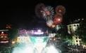 Chùm ảnh: Mãn nhãn với màn pháo hoa chào đón năm mới tại thủ đô Hà Nội