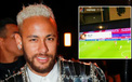 Kiếm ngót nghét 20 tỷ đồng mỗi tuần, Neymar vẫn bị bắt gặp xem lậu bóng đá qua web quảng cáo khiêu dâm