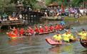 Khánh thành công trình trùng tu và xúc tiến du lịch cộng đồng Cầu ngói Thanh Toàn