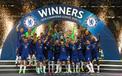 Chùm ảnh: Chelsea hạnh phúc nâng cúp Champions League 2021