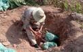Quảng Trị: Phát hiện, hủy nổ quả bom nặng hơn 2 tạ tại khu vực biên giới