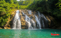 Động và thác Tà Puồng - Vẻ đẹp hoang sơ giữa núi rừng Quảng Trị