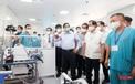 Thủ tướng thị sát Bệnh viện dã chiến điều trị COVID-19 hiện đại nhất Hà Nội