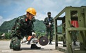 """Đội tuyển Việt Nam vượt trội tại chặng 2 cuộc thi """"Vùng tai nạn"""" trong khuôn khổ Army Games 2021"""