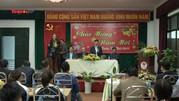 Bộ trưởng Bộ Nguyễn Ngọc Thiện thăm và chúc Tết các HLV, VĐV tại Trung tâm huấn luyện thể thao quốc gia